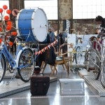 Cyclingworld Düsseldorf 2017 - Art Bikes Exhibition